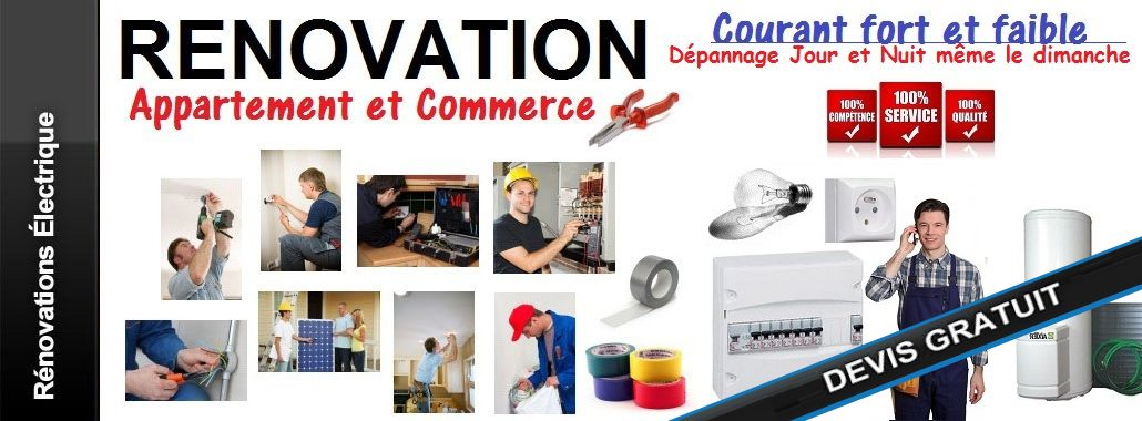 Electricien Montmagny, 95 | Enzo electricite generale Montmagny 01.34.70.99.82